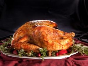 The Perfect Thanksgiving Turkey Made Only On the Memphis Wood Fire Grill!