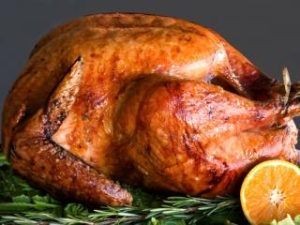 Turkey Two Ways: Greatest Grilled and Slow-Roasted Turkey with Savory Gravy