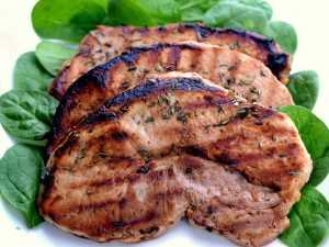 Grilling Pork Chops Recopies