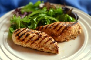 Grilled Chili Chicken with Pellet Grill