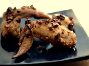Grilled Maple Chicken Wing Recipe