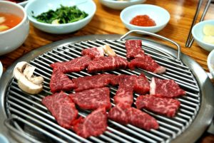 THE WORLD OF BBQ KOREAN BARBECUE