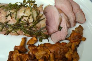 Pork Tenderloin Made On Memphis Grill