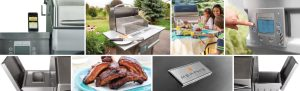 Memphis Grills With WiFi
