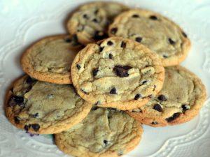 Grandma's Cookies on Pellet Grill