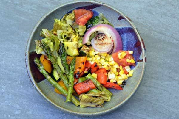 Grilling Veggies With Pellet Grill