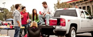 Tailgate With Memphis Grills