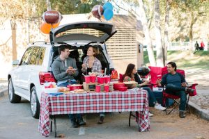 Outdoor Grilling Tailgating