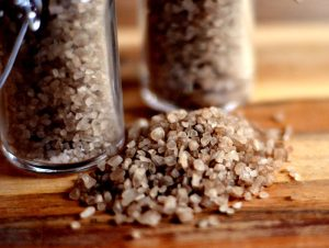 Smoked Salt With A Pellet Grill