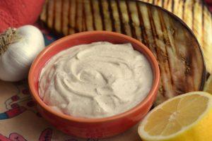 Grilled Smoked Babaganoush Recipe