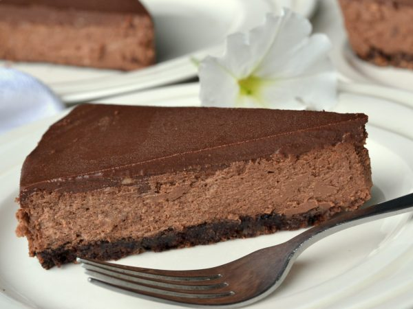 Chocolate Cheese Cake, Memphis Grills