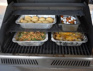 Thanksgiving Planning Menu and Schedule, Memphis Grills