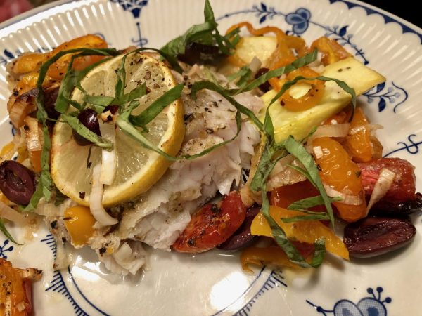 Spring Ling Cod Grilling Recipe