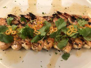 Spicy Prawns Grill Recipe