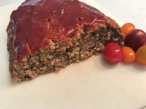 Turkey Loaf with Tomatoes